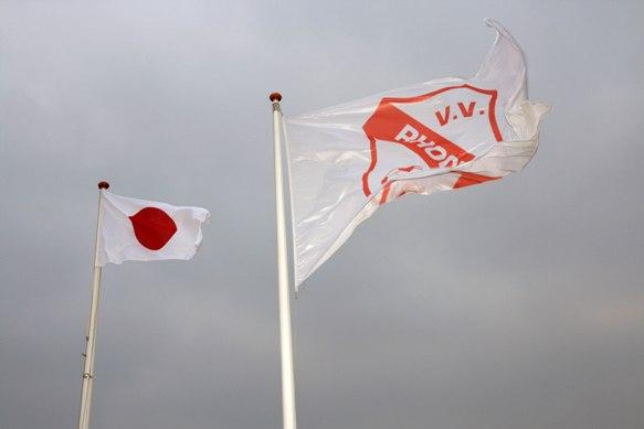 Jeugd vv RHOON ontmoet weer Japanse selectieteams