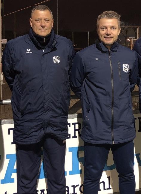 Ronard Venekamp en Hans Verhart verlengen bij v.v. Rhoon