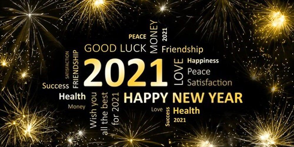 Een Gelukkig, Gezond en Voorspoedig 2021