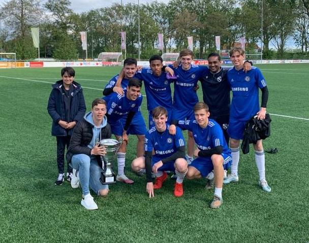 Corona Cup voor team Suri