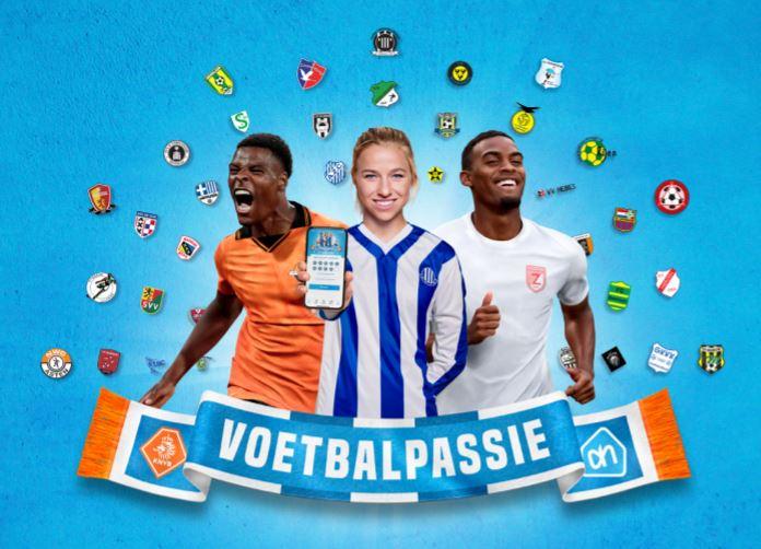 Spaaractie KNVB-AH Voetbalpassie