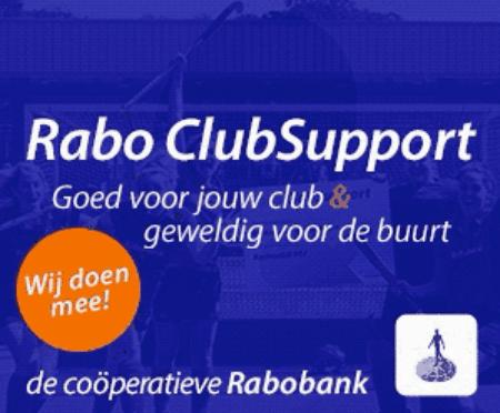 STEM op v.v. Rhoon via Rabo ClubSupport